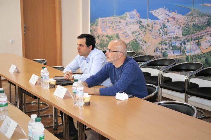 Port Olvia and QTerminals has  discussed the start of the concession