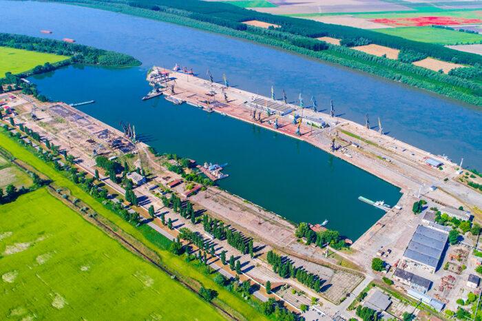 Reni port was among the million-plus debtors