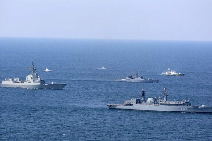 Sea Breeze 2021 Exercise kicks off in the Black Sea