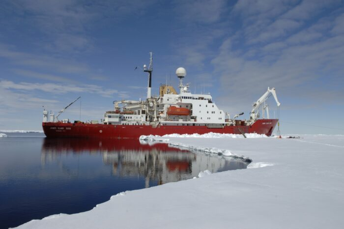 Ukrainians will choose a name for the country's new icebreaker
