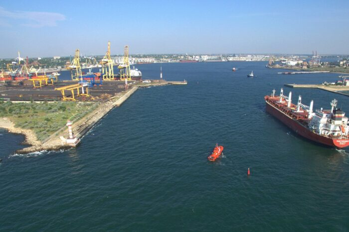 The Cabinet of Ministers of Ukraine has determined a new scheme of environmental supervision in ports