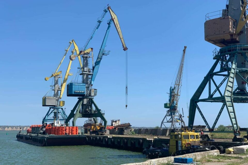 State Property Fund will put up two ports for sale