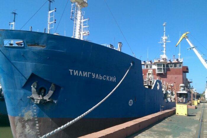 "Ukrainian Sea Ports Authority wants to repair the dredging pump ""Tiligulskyi"" for 67 million UAH"